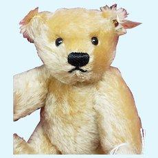 "German Steiff Celebration 8"" Teddy Bear Limited Edition 1997 from Germany"