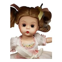 """Adorable 8"""" Wendy See No Evil Hear No Evil Speak No Evil with Box"""