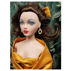 Gorgeous Gene Marshall Fashion Doll by Mel Odom in Gold Sensation