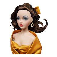 Gorgeous Gene Marshall Fashion Doll by Mel Odom in Gold Sensation