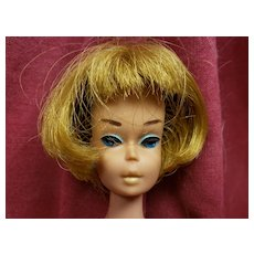 Vintage Blonde Barbie American Girl Play Doll with Bendable Legs