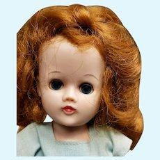 Vintage Vogue Redhead Jill Doll in One Piece