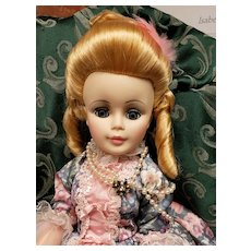 "Beautiful 21"" Madame Alexander Marie Antoinette Fashion Doll"