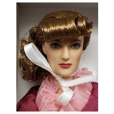"Joan Crawford Tonner Mad About the Hat 16"" Dressed Fashion Doll with Box"