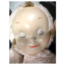 Plush Sleep Toy Popular In The Mid Nineteen Hundreds