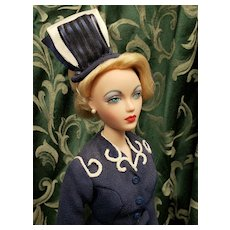 Ashton Drake Gene Fashion Doll 1999 Tea Time at the Plaza FAO Schwarz Exclusive by Mel Odom