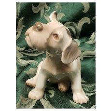 Bing & Grondahl Figurine Wire haired Sealyham terrier #2028