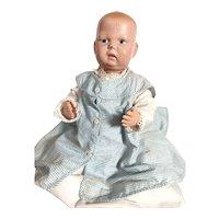 "15"" Schoenhut Nature Baby In Excellent Condition"