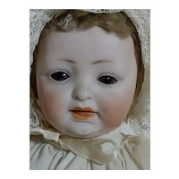 Petite German Character Baby Marked 150