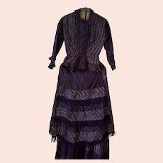 Antique Victorian Fashion