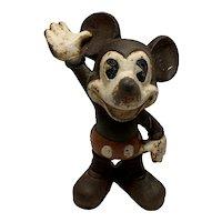 Original Mickey Mouse 1947 Metal Bank