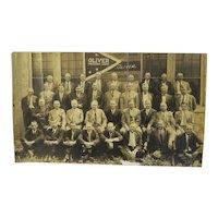 Oliver farm equipment company nichols & Shepard 1930s original  photograph