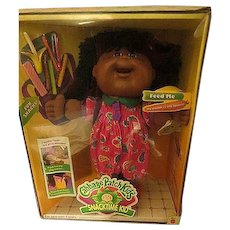 Rare Cabbage Patch SNACKTIME Kid Cpk DOLL Golda Lolly May 30
