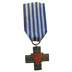 Auschwitz Cross RP version survivors Medal