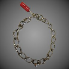 Miss Sixty Skull Necklace heavy chain