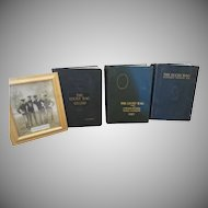 Lucky Bag Naval Academy 1924 25 26 year Books w original Photograph