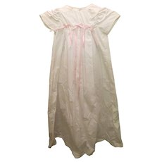Vintage Hand Made Baby Christening Gown