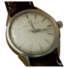 1965 Girard-Perregaux Gryromatic Wrist Watch
