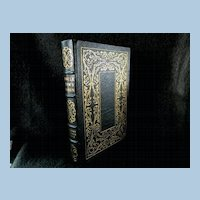Classic Leather Bound Book * Uncle Tom's Cabin *