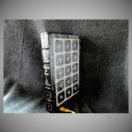 Leather Bound *Fathers & Sons* by Ivan Turgenev