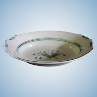 Syracuse China 10 Inch Serving Vegetable Bowl