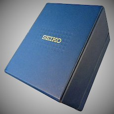 Seiko Men's Kinetic Wrist Watch