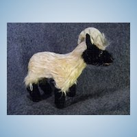 "Steiff Mountain Sheep ""Snucki"""