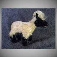 "Steiff Mountain Sheep ""Snucki"""