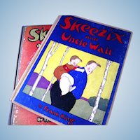 Skeezix and Uncle Walt & Skeezix and Pal Children's Books