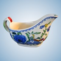Plantation Colonial Mason's Child's Ironstone Gravy Pitcher