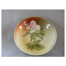 Single Rose Hutschenreuther Gelb Berry Bowls