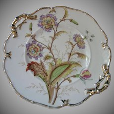 Lovely C.T. German Cabinet Plate