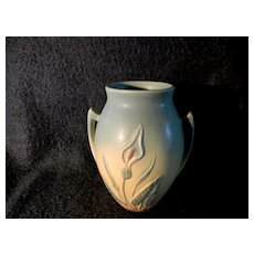Calla Lily  Hull Vase