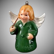 Goebel Christmas Angel Bell & Ornament