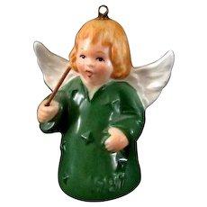 Goebel Christmas Angel Bell & Ornament