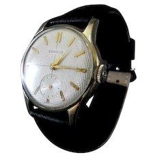 Nice Benrus Mechanical Movement Wrist Watch