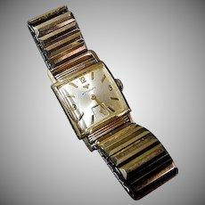 Vintage Wittnauer 17j Wrist Watch