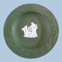 "Wedgwood Jasperware ""Cupid as Oracle"" Small Dessert Dish"