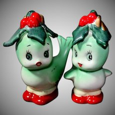 Adorable Christmas Salt and Pepper Shakers