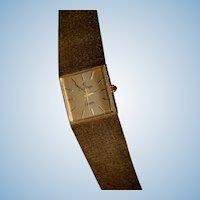 Like New Lord Elgin Woman's Bracelet or Cuff Quartz Watch