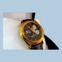 Mickey Mouse Quartz Watch by Loras