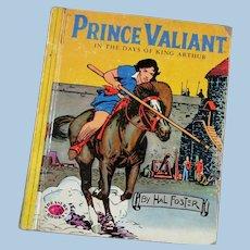 """Treasure Books **** Children's Book """"Prince Valiant"""""""