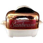 Advertising Salt & Pepper Shakers ...Sunbeam Corp.