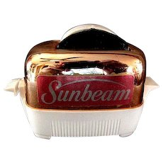 Advertising Salt & Pepper Shakers ...Sunbeam Corp.