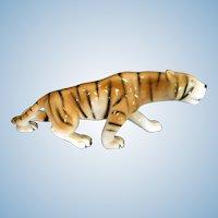 Large Royal Dux Tiger