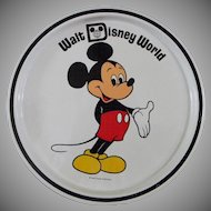 Mickey Mouse Metal Tray