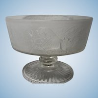 Westward Ho Console Serving Dish