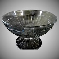 Lovely Sparkling Heisey Pedistaled Bowl