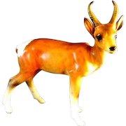 Vintage Lefton Gazelle Figurine