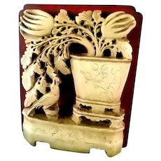 Pair of Vintage 1920's Borghese Book Ends